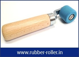 squeegee rubber rollers