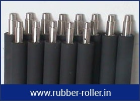 rotogravure printing machine rubber rollers