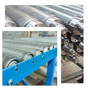 Rubber-Roller-For-Metal-Industries in Gujarat
