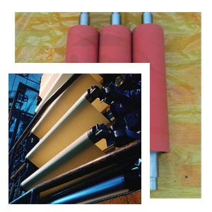 Rubber-Roller-For-Packaging-Industries