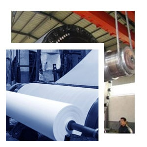 Rubber-Roller-For-Paper-Industries